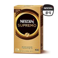 [네스카페] 수프리모 아메리카노 100T