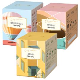 칸타타 드립 원두커피 3종 모음 (모카클래식 + 블루마운틴블랜드 + 헤즐넛향)
